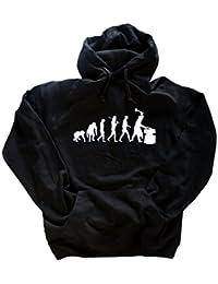 Shirtzshop T-shirt Standard Edition Schmied Schmiede Amboss Evolution