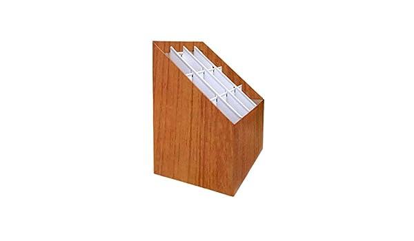 FixtureDisplays Economy Corrugated Cardboard Blueprint Organizor Corrugated Roll File Display Drawing Stand Artist Graphic Print Art Storage Bin 18338