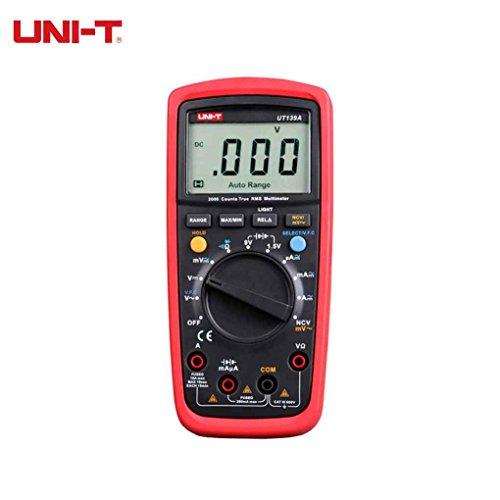 UNI-T UT139B Digitalmultimeter RMS Elektrische Handmessgeräte Multimetro LCR-Messgeräte Amperemeter Multitester