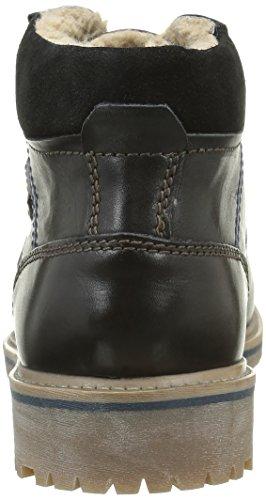 bugatti Herren 311180501000 Desert Boots Schwarz (Schwarz 1000)