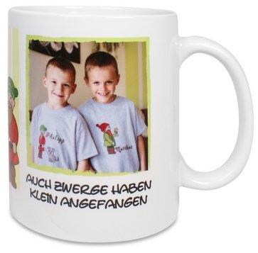 talten - schon 10.000 Fototassen(!) ✓ Made in Germany ✓ mit eigenem Spruch, Namen & Foto ✓ Namenstasse ✓ Motiv-Tassen ✓ Kaffee-Becher bedrucken lassen ✓ Bedruckte Tasse mit Text, Foto & Sprüchen als Geschenk-Idee (Personalisierte Tassen Trinken)