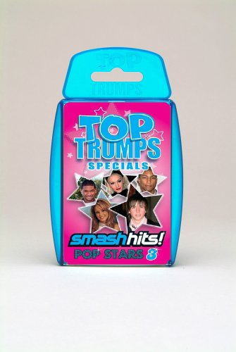 Top Trumps - Gioco di carte Smash Hits Pop Stars 3
