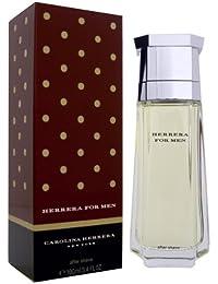 Perfume para hombre de Herrera por Carolina Herrera Aftershave Splash