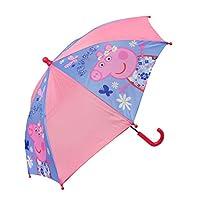 Peppa Pig Stick Umbrella, 56 cm, Pink