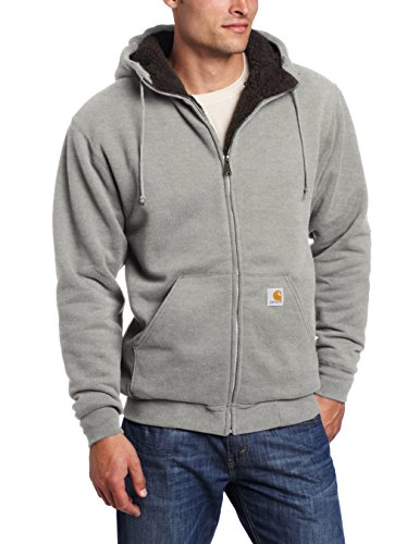 Carhartt Colliston Brushed Fleece Webpelz Futter, slate heather, XXL (Großen Sherpa-fleece T-shirt)