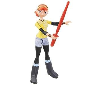 Tortues Ninja - 5509 - Figurine - April O'Neil avec Accessoires - 12 cm