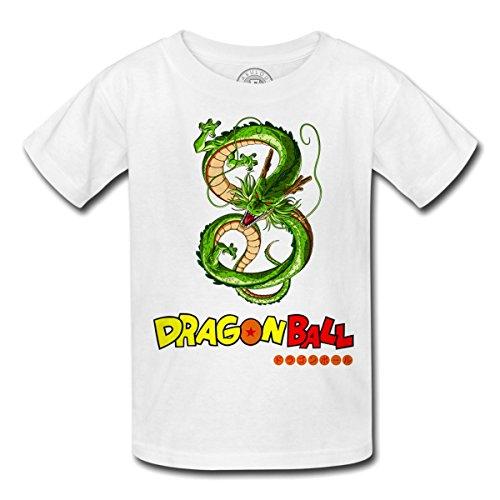 T-shirt enfant shenron dragon ball drake manga anime japan
