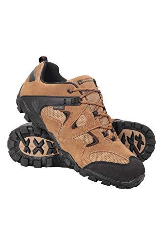 Mountain Warehouse Zapatillas Curlews Impermeables para Hombre - Secado rápido - Material Exterior...