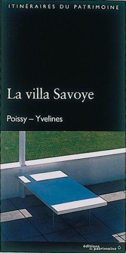 La Villa Savoye. Poissy, Yvelines