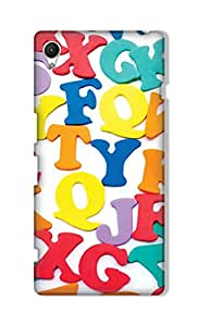 ZAPCASE Printed Back Cover for Sony Xperia Z1