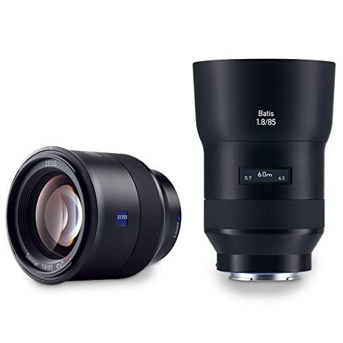 ZEISS Batis 1.8/85 per fotocamere mirrorless full-frame di Sony (con innesto E)