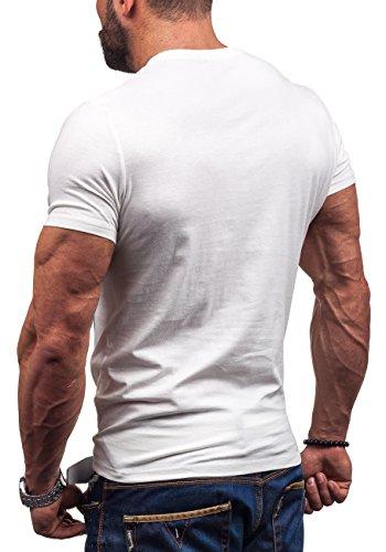 GLO STORY 7480 - T-Shirt Kurzarm Herren