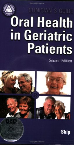Clinician's Guide Oral Health in Geriatric Patients by Irwin Ship (2005-12-01)