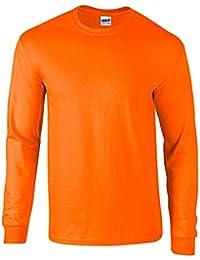 cc67e7edc5b6 Suchergebnis auf Amazon.de für  Orange - Langarmshirts   Tops ...