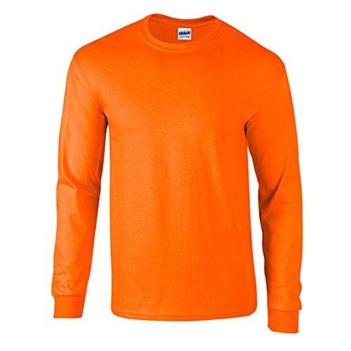 Gildan Ultra Cotton Pullover (Ultra Cotton™ adult long sleeve t-shirt)