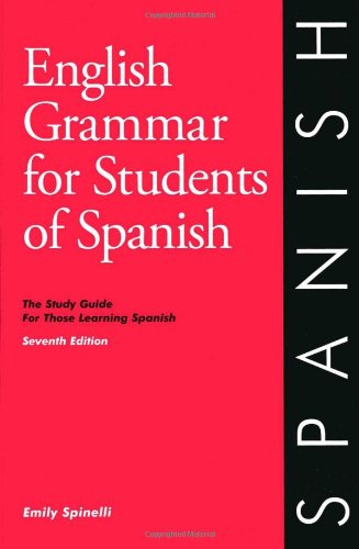 English Grammar for Students of Spanish 7th edition (Euro01)
