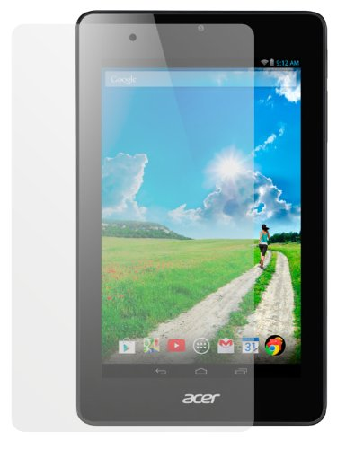 dipos I 3X Schutzfolie matt passend für Acer Iconia One 7 B1-730 Folie Displayschutzfolie (Tablet Acer 7 Displayschutzfolie)