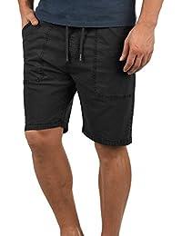 Indicode Francesco Chino Pantalón Corto Bermuda Pantalones De Tela para  Hombre Elástico ddab6b73d484