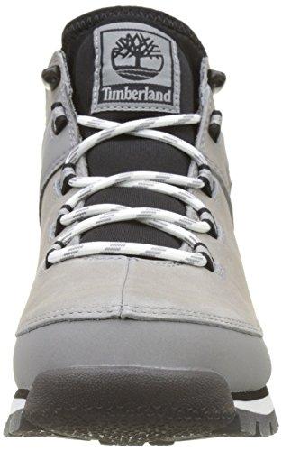 Timberland Euro Sprint, Stivali Chukka Uomo Grigio (Titanium)