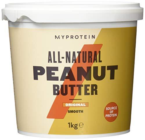 Myprotein Peanut Butter Smooth 1 kg