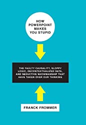 How PowerPoint Makes You Stupid: The Faulty Causality, Sloppy Logic, Decontextualized Data, and Seductive Showmanship That Have Taken