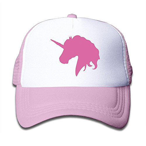 k Unicorn Polo Horse Trucker Hats,Youth Mesh Caps,Snapback Baseball Cap Hat (Unicorn Hat)