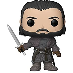 Funko POP Vinyl POP TV Game of Thrones Jon Snow Vinyl Figure