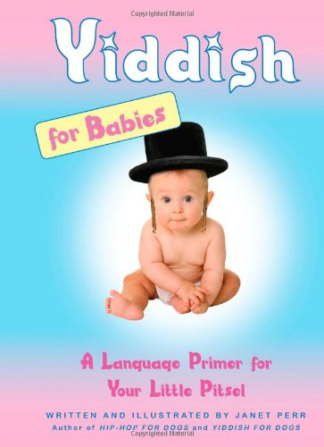 Yiddish for Babies