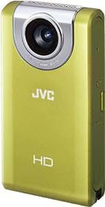JVC GC-FM2YEU Caméscope de poche Full HD 5 Mpix Zoom numérique 4x Jaune