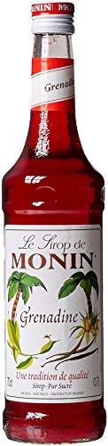 Monin Sirup Grenadine, 1er Pack (1 x 700 ml) -