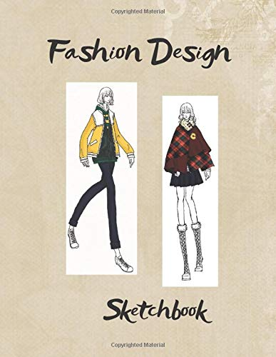 FASHION DESIGN: SKETCHBOOK