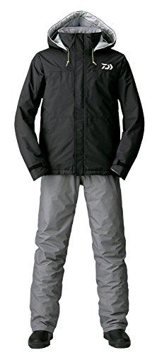 Thermoanzug DAIWA RAINMAX Winteranzug Schwarz Gr.XXXXL Thermo Suit