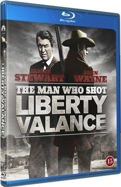 Der Mann, der Liberty Valance erschoß / The Man Who Shot Liberty Valance [Blu-ray]
