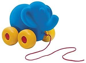 Rubbabu-Juegos de construcción-Elefante de Arrastre, r21129