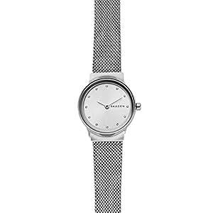 Skagen Analog Silver Dial Women's Watch - SKW2715