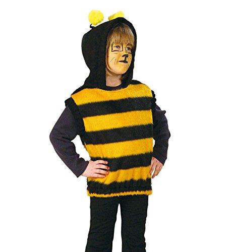 Gurimo-Tex 110023 Oberteil Bienchen Kostüm, 98