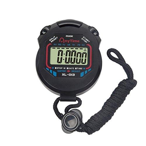 WINOMO Digital profesional mano LCD cronómetro deportivo