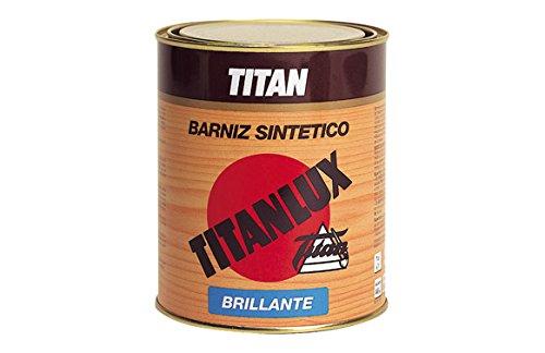 Titanlux M126404 - Barniz sintetico brillante titanlux