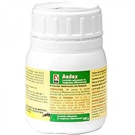 Vebi Aedex Insetticida Larvicida Antizanzare- Barattolo 50 Compresse – 100g