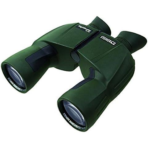 Steiner Binocolo 2310Night Hunter caccia/notte 135m Nero/Verde