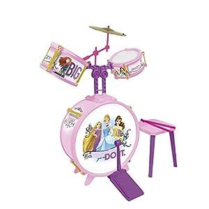 CLAUDIO REIG Princesas Disney Batería 3 Elementos 5288.0