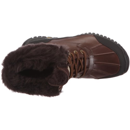 UGG 1909 Adirondack Boot II, Bottes femme Obsidian