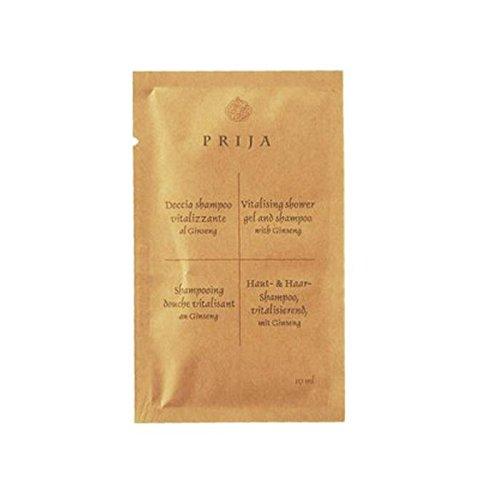 Prija–Duschgel Haar und Körper (600Tütchen zu 10ml)