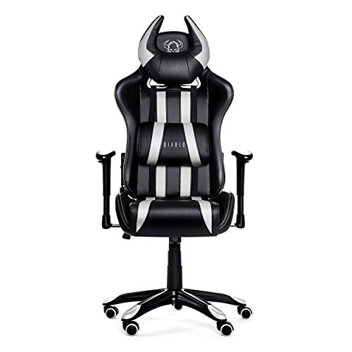 diablo x one horn gaming sedia sedia da gioco sedia da
