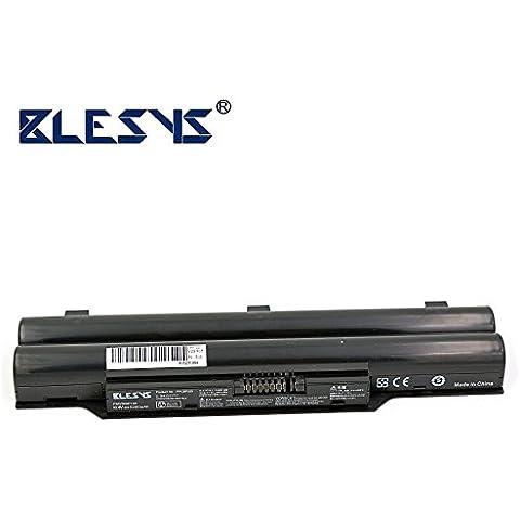 BLESYS - 4400mAh FUJITSU LifeBook A530 Battery Fit FUJITSU LifeBook