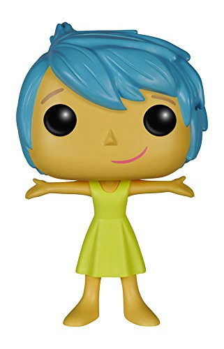 Funko POP Vinyl Disney Inside Out Joy 4873
