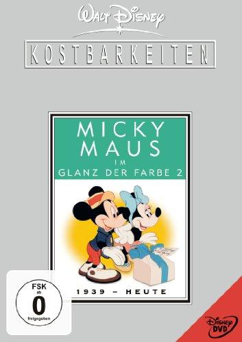 Walt Disney Kostbarkeiten - Micky Maus im Glanz der Farbe - Volume 2 (2 DVDs)