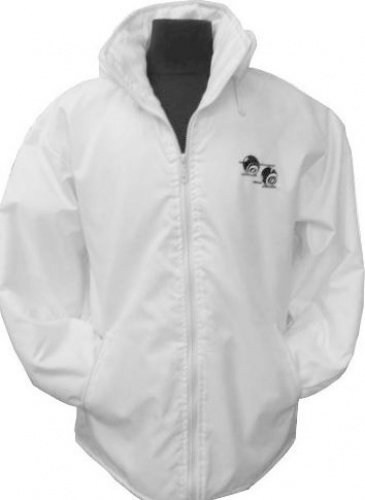 Mens Bowling Jacket Fully Fleece...