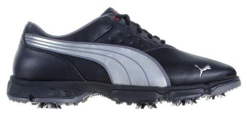 Puma Puma Amp Sport Laufschuh Black / Puma Silver Black