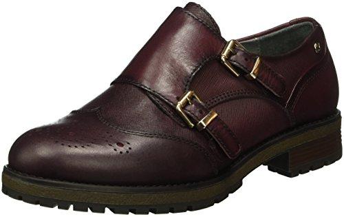pikolinos-santander-w4j-i16-mocassins-loafers-femme-rouge-rot-garnet-taille-40